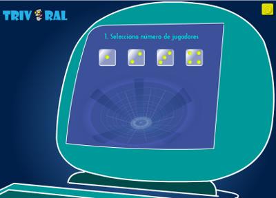 El TRIVIRAL está dirigido a niños de entre 9 y 15 años y permite hasta cuatro jugadores