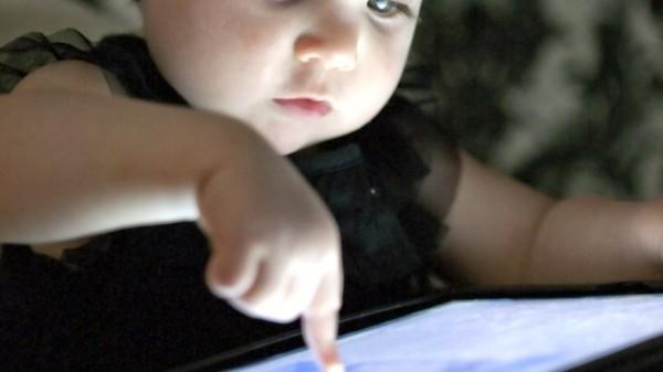 Hasta el 40% de los menores de dos años tiene acceso a las nuevas tecnologías