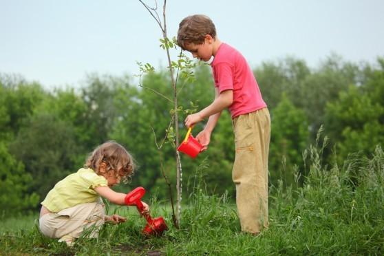 Cada niño está obligado a mantener una actitud constructiva y responsable dentro de la sociedad y con el medio ambiente.