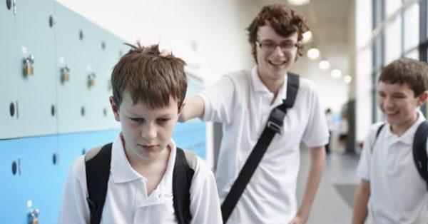 El resultado del acoso escolar es devastador en el niño y puede llevarle a ideas suicidas