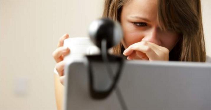 Debemos tener especial cuidado con la webcam si el dispositivo lo usan niños o adolescentes