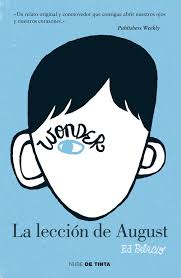 Wonder La leccion de August libro