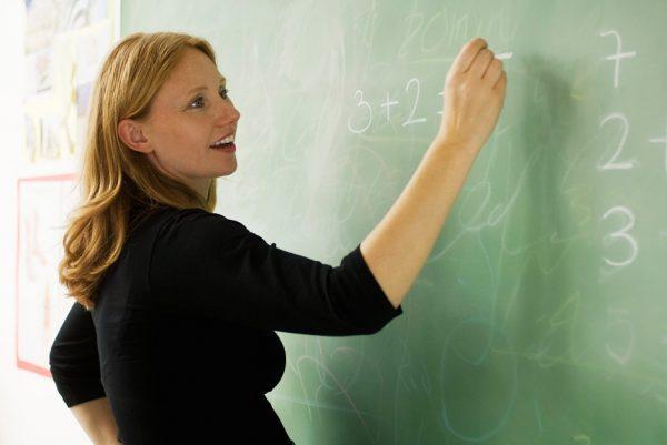acoso escolar maestra