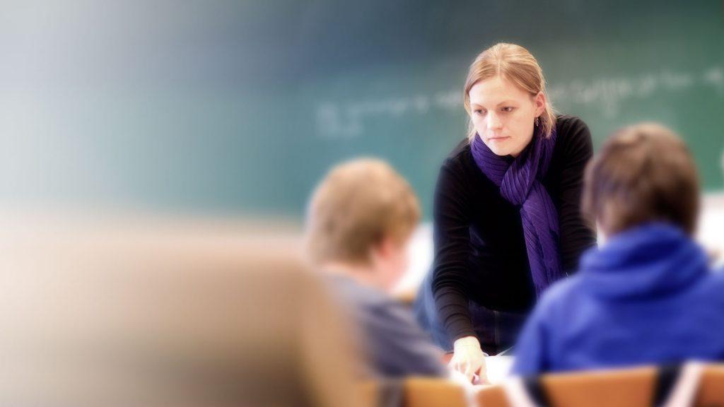 acoso escolar profe alumnos