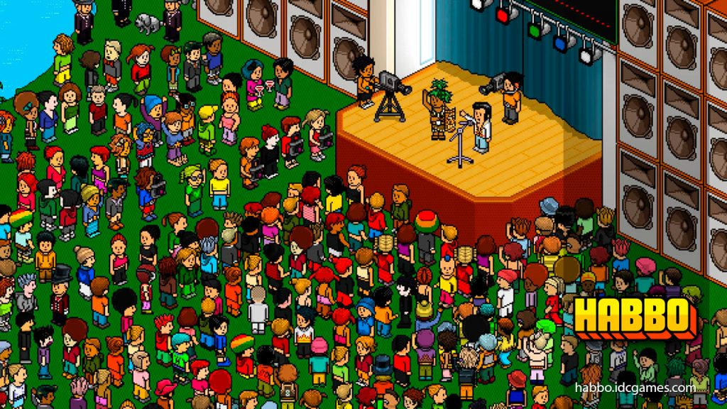 HABBO game