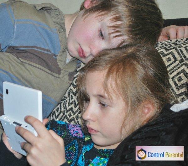 Los niños se enganchan a los videojuegos