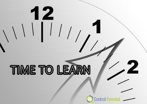 Tic, tac, ¡tiempo de aprender!
