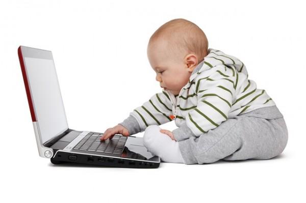 Los niños nacen con la cultura de internet