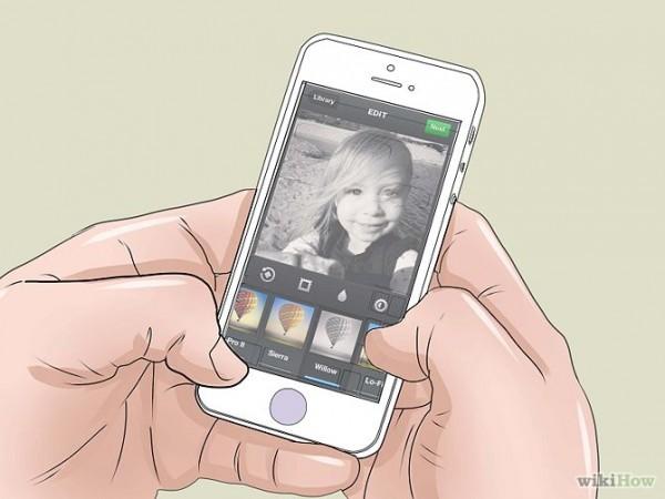 La guía pretende despejar todas las cuestiones acerca de los riesgos potenciales de Instagram y formarles en temas como la configuración, la protección o el bloqueo de usuarios molestos, trolls o compañeros acosadores. (Foto fuente: Wikihow)