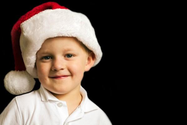 Lux Santa niu00F1o