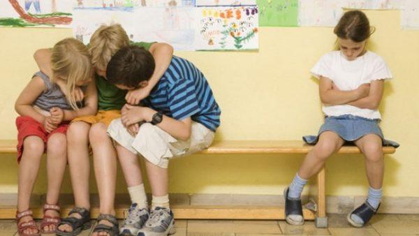 El acoso escolar es una de las grandes preocupaciones infantiles.