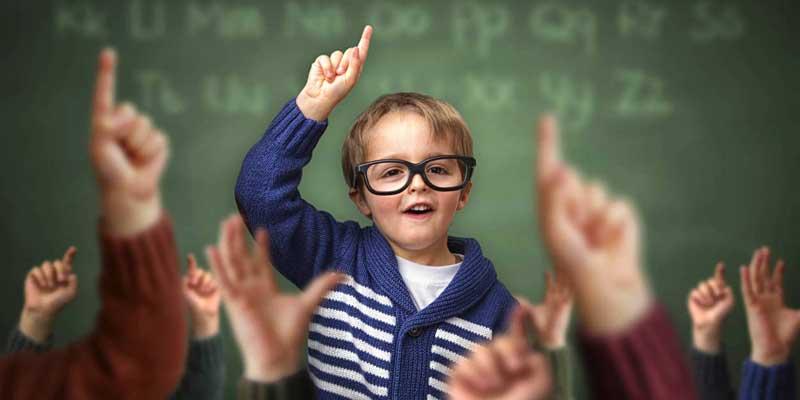 Los niños superdotados también pueden tener problemas de adaptación y ser pasto del acoso escolar