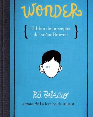 Wonder El libro de preceptos